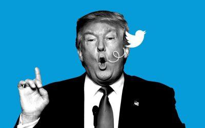 Trumpiaanse Twitterdreiging zet beurs stapje terug