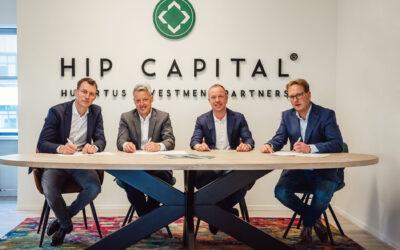 Eric Kruse, Pim Lavrijsen en Bas Simons naar HIP Capital